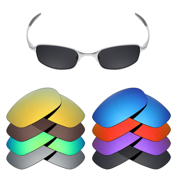 Oakley Square Wire 2.0 Replacement Lenses