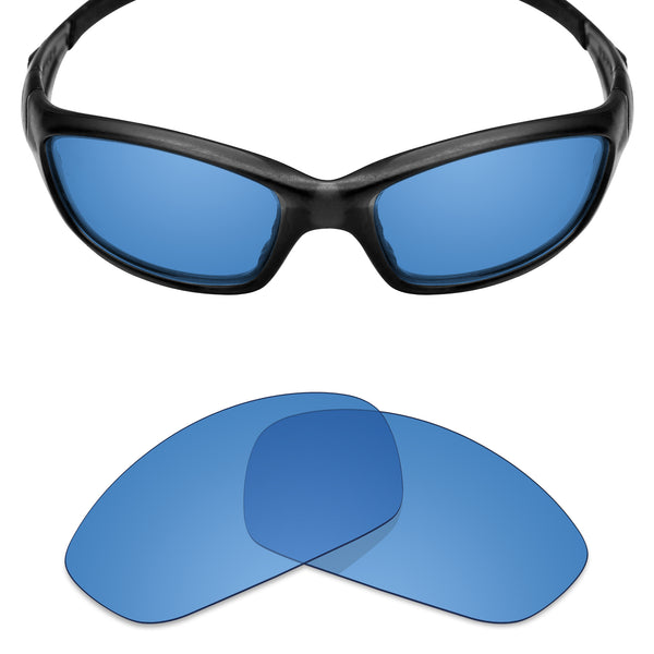 MRY Replacement Lenses for Oakley Straight Jacket 2007