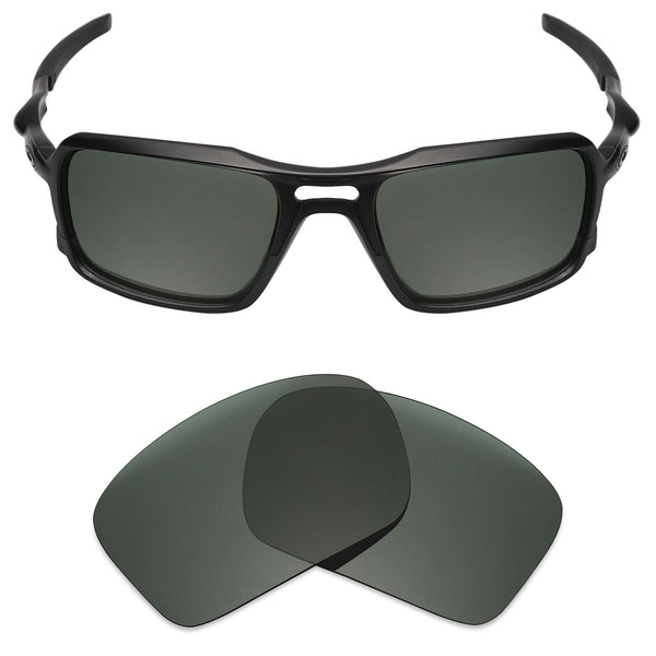 MRY Replacement Lenses for Oakley Triggerman