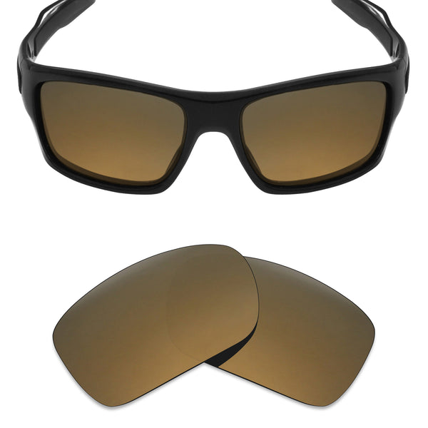 MRY Replacement Lenses for Oakley Turbine
