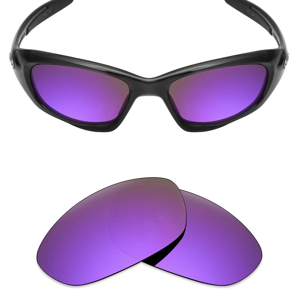 MRY Replacement Lenses for Oakley Twenty XX 2012