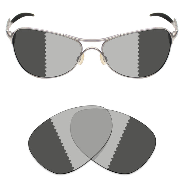 MRY Replacement Lenses for Oakley Warden