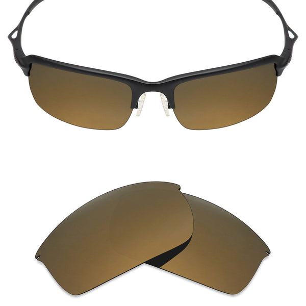 MRY Replacement Lenses for Oakley Wiretap