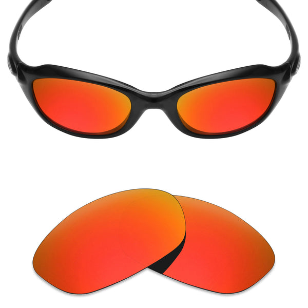 MRY Replacement Lenses for Oakley XS Five