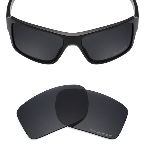 MRY Replacement Lenses for Oakley Double Edge