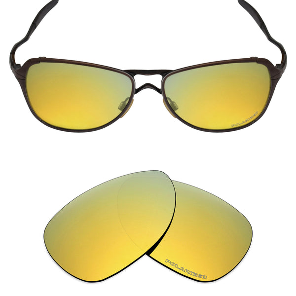 MRY Replacement Lenses for Oakley Felon