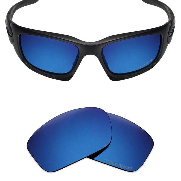 MRY Replacement Lenses for Oakley Scalpel