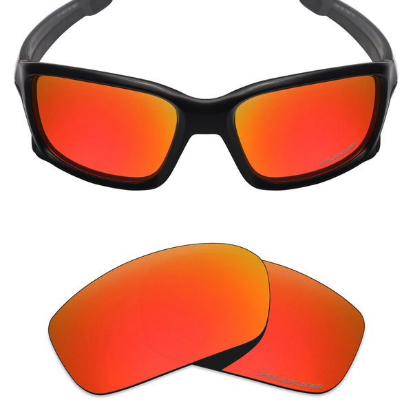 MRY Replacement Lenses for Oakley Straightlink