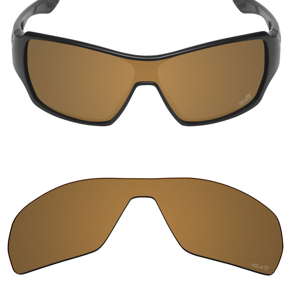 MRY Replacement Lenses for Oakley Offshoot