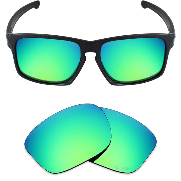 MRY Replacement Lenses for Oakley Sliver