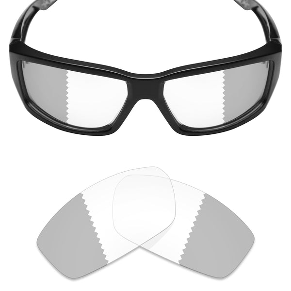 MRY Replacement Lenses for Spy Optic Dirty Mo