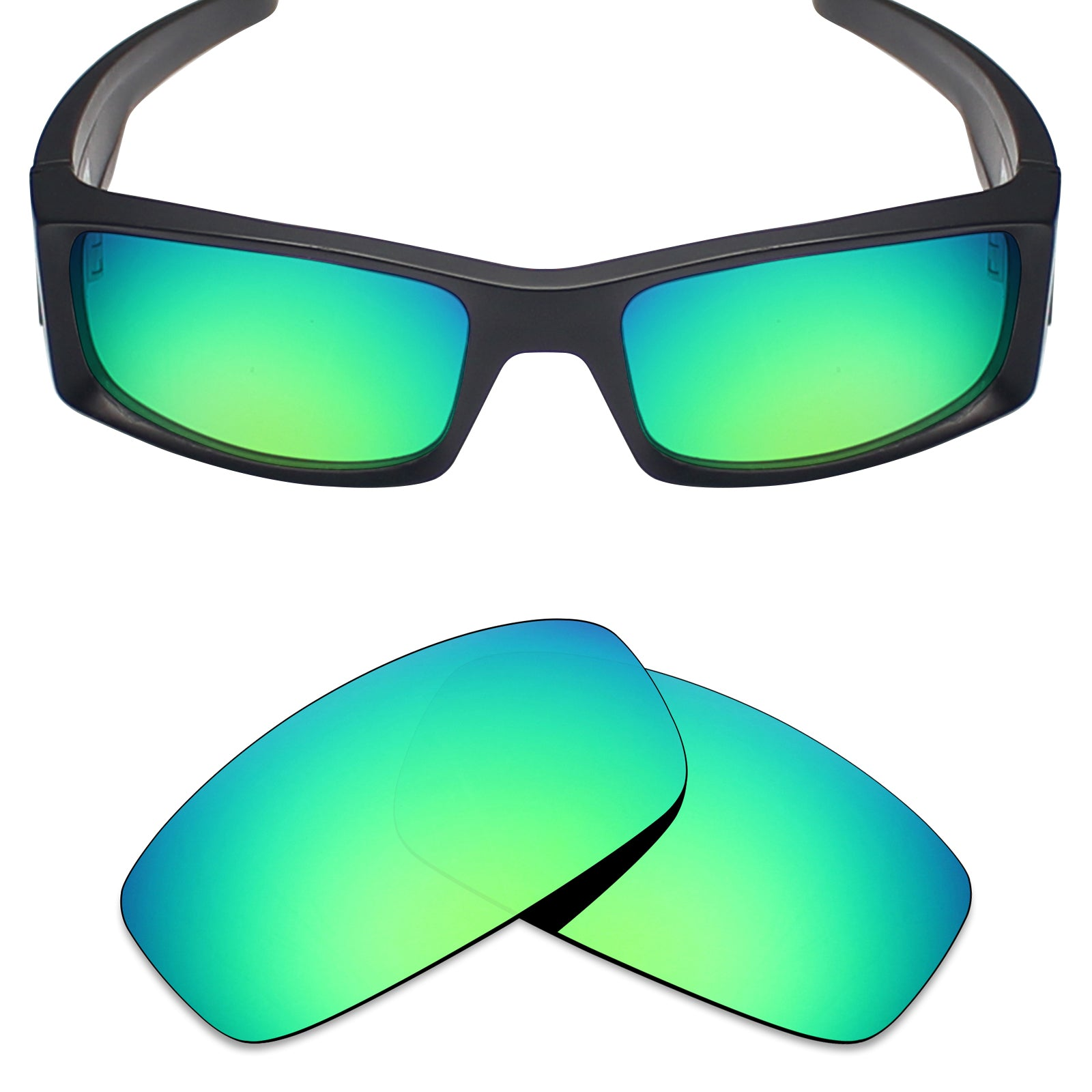 Fuse Lenses Polarized Replacement Lenses for Spy Optic Tice
