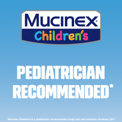 Children's Mucinex® Multi-Symptom Cold Liquid, Very Berry, 6.8oz.