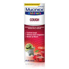 Children's Cough Expectorant Liquid