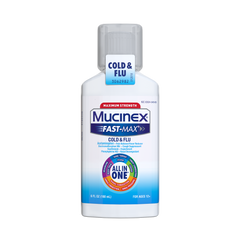 Maximum Strength Fast-Max® Cold & Flu (All-in-One)