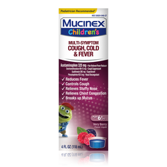 Multi-Symptom Children's Cold Medicine