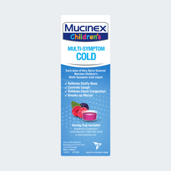Children's Multi-Symptom Cold - Very Berry Flavor