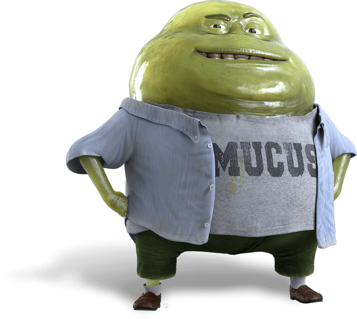 Mucus Fighter Plus