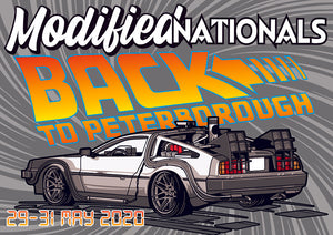 Modified Nationals 2020