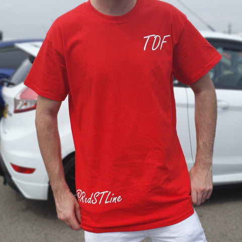Personalised Simplistic T-shirt - ThatDaily