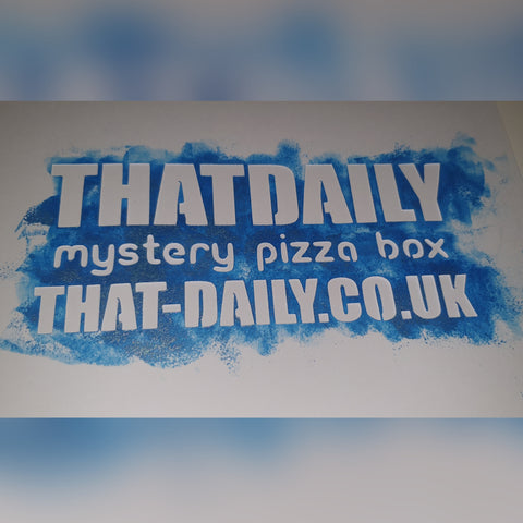 Mystery Pizza Box - ThatDaily