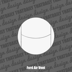 Ford Air Vent Covers