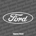 Ford Dash Sticker - ThatDaily