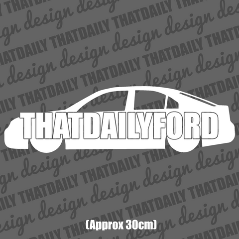 Mondeo - ThatDaily