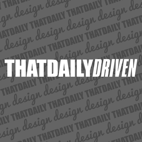 ThatDailyDriven