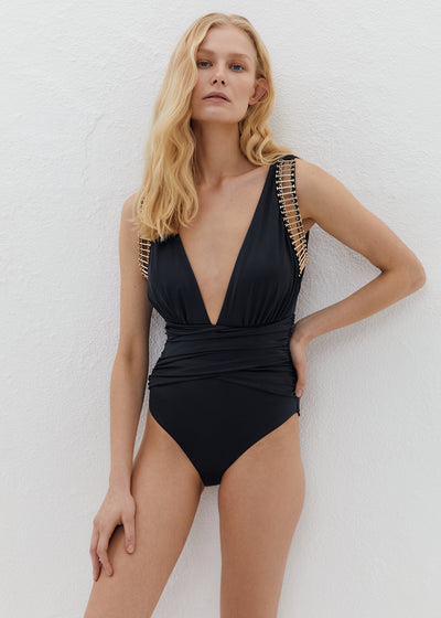 VENDETTA ONE PIECE BLACK