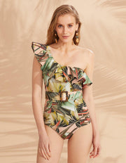 BELLA ONE PIECE JARDINE