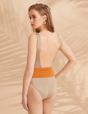 BIANCA ONE PIECE SUNBEAM