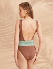 BIANCA ONE PIECE PASTEL