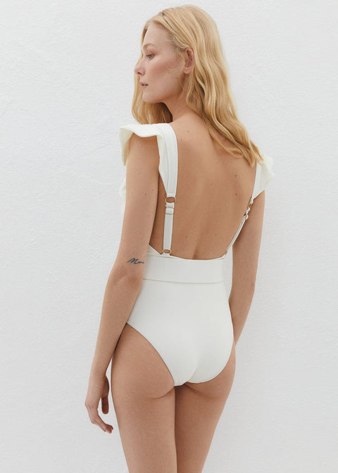 HELEN ONE PIECE VANILLA