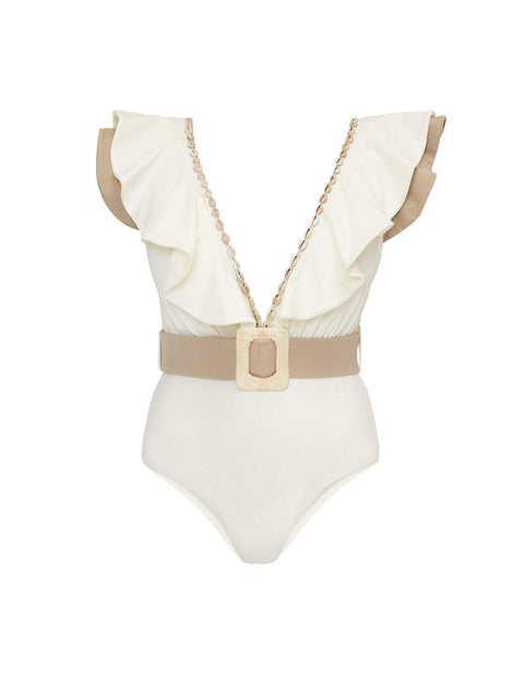 HARPER ONE PIECE VANILLA