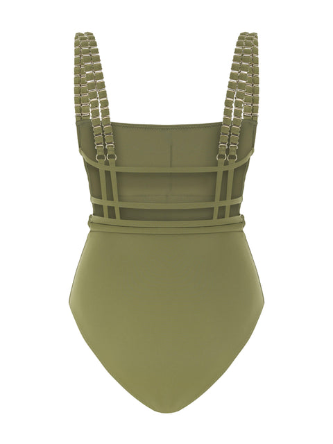 FAME ONE PIECE OLIVE