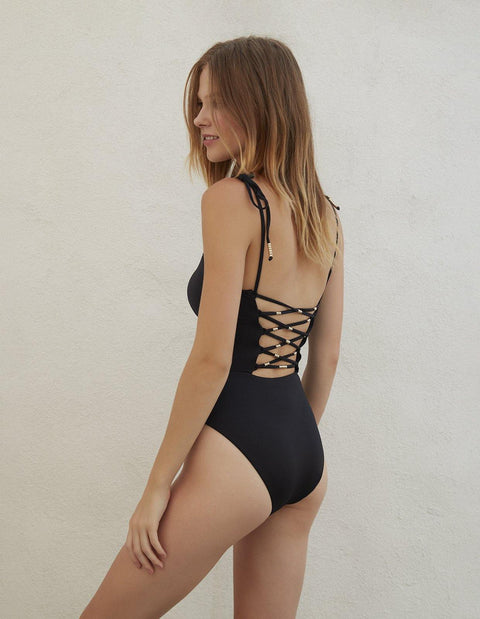 CHERI LADY ONE PIECE CARBON
