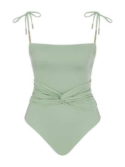 CHERI LADY ONE PIECE MATCHA