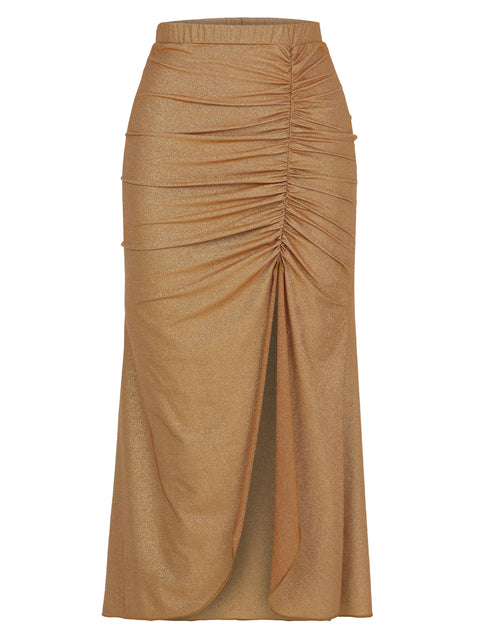 KAYLA SKIRT COPPER