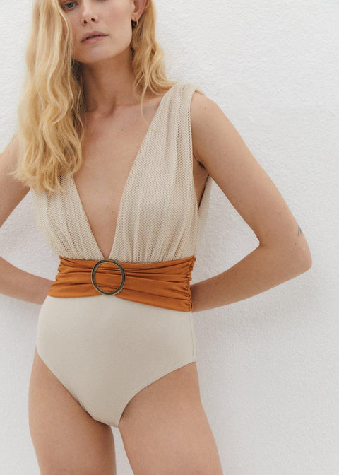 PAPARAZZI ONE PIECE BRONZE