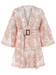 LILY KAFTAN BLOOM PINK