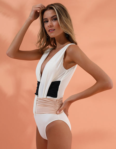 MESH ONE PIECE Vanilla
