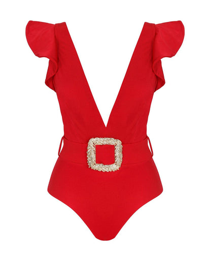 HELEN ONE PIECE RUBY