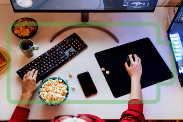 tips to power up your home - gaming keyboards and mouse
