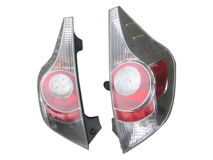 2012-2014 TOYOTA PRIUS C NHP10 Hybrid SET of Taillights Driver & Passenger PAIR