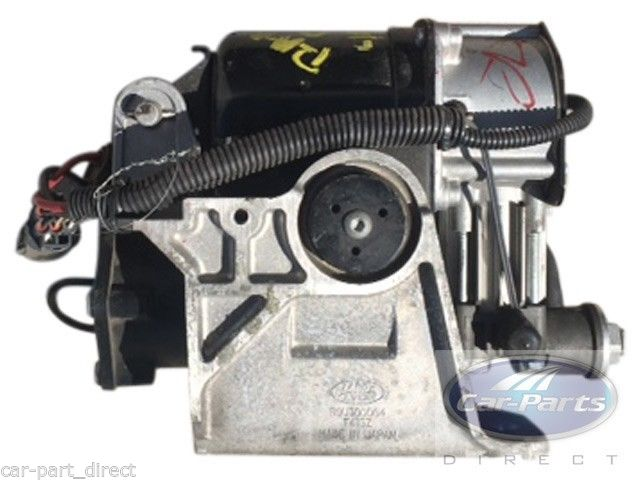 2005-2009 Land Rover LR3 Sport Air Ride Suspension Compressor Pump Motor OEM