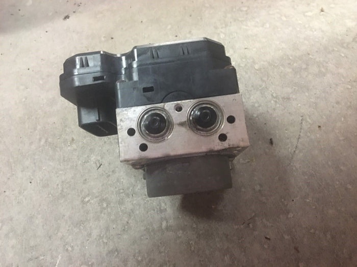 2009-2010 Toyota Corolla Anti-lock Brake Pump ABS Actuator Assembly From 1/09