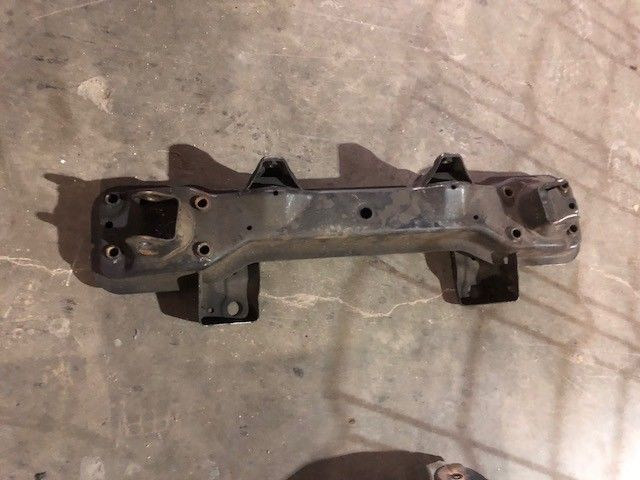 Chevy Tracker Chevrolet Front Suspension Cradle Subframe Crossmember Frame