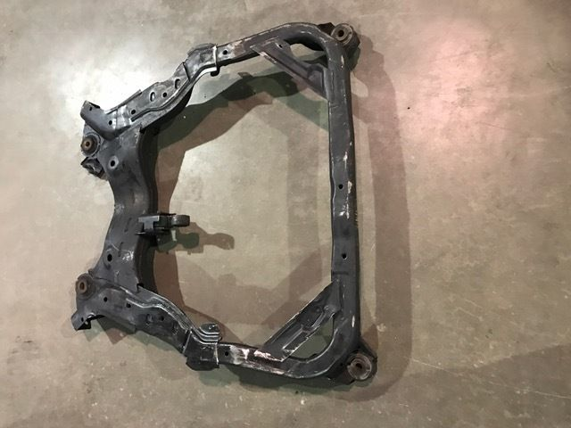 2006-2007 Ford Fusion Front Suspension Crossmember 06 Subframe Cradle 3.0L FWD