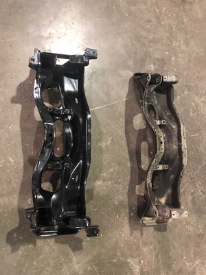 98-01 Subaru Impreza Rear Subframe Crossmember Cradle Rear Axle AWD